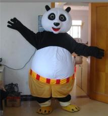 毛绒公仔卡通服装 卡通服饰 功夫熊猫服装