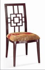 酒店宴会椅仿木椅