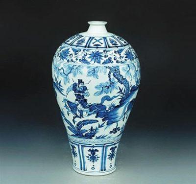 中国青花瓷 粉彩 珐琅彩 五彩瓷器拍卖鉴定