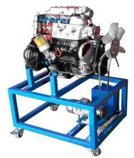 丰田8A发动机动态解剖运行台