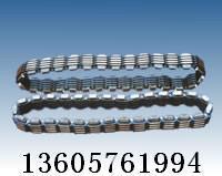 齿链式无级变速器及链条.