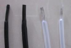 柔軟彈性好耐高溫硅膠熱縮管用途