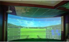 高爾夫模擬器 模擬高爾夫