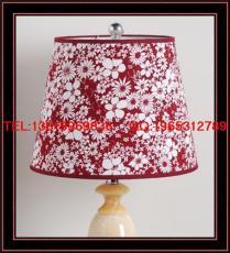 廣州外貿出口臺燈燈罩
