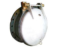 供应玻璃钢拍门铸铁拍门