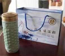 陶瓷禮品首選 景德鎮陶瓷保溫杯 乾坤杯