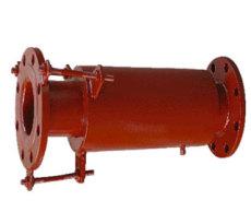 外壓式軸向型 DBW 波紋補償器