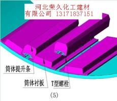 鄂州球磨機橡膠襯板 球磨機橡膠襯板價格