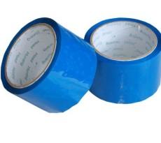 蓝色冰箱固定胶带 蓝色胶带