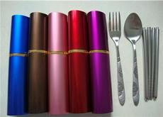 上海不銹鋼促銷禮品餐具 便攜餐具 環保餐具