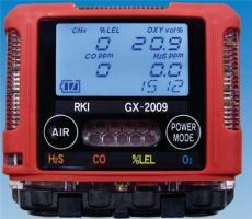 库存riken复合式气体检测仪GX-2003