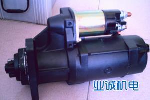 珀金斯发电机启动马达 马达价格 马达图片 深圳市业诚柴油发电机有限高清图片