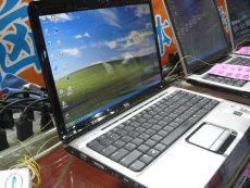 南京惠普DV3筆記本手提電腦屏碎換屏
