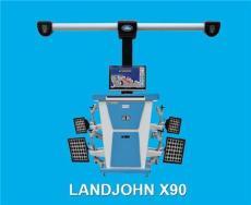 3D四輪定位儀 藍爵X90