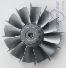 涡轮增压器 涡轮精密铸造加工