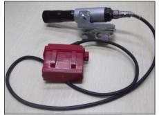 YHJ800型煤矿用本安型激光指向仪