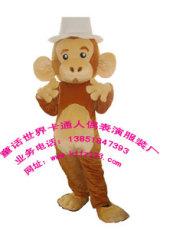 大耳猴卡通服装