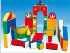 兒童積木與桌面玩具小博士海綿積木