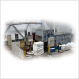 棉花壓餅機廠家 首選無錫新益機械