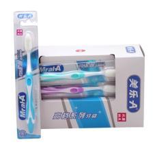 美乐A牙刷最便宜 买四送一 优惠多多