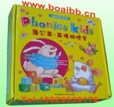 Phonics kids 1-6全套 蒲公英英語拼讀王