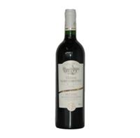圣克丽斯城堡干红葡萄酒