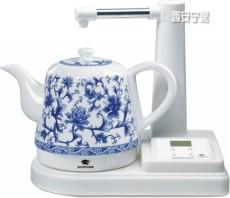 西安智能上水壺 電熱壺 寧派電熱陶瓷茶壺