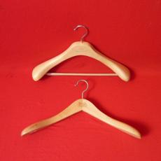 時裝木質衣架-服裝掛衣架