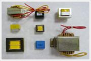 在连接不同电压等级的试验变压器时