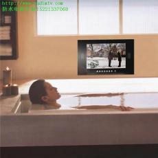 供应别墅 酒店浴室防水防雾多功能镜面电视
