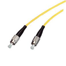 厂家低价出售FC-FC单模单芯光纤跳线可定做