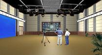 演播室吸 隔音声学工程