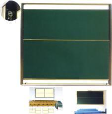 推拉黑板 升降黑板 教学黑板 培训白板