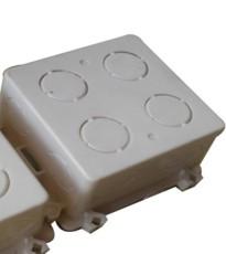 加厚塑料盒 明盒 方盒