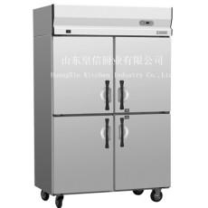 供应直冷无霜型四门冰柜