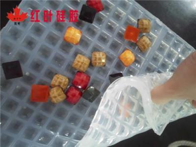 仿钻仿水晶透明模具胶/模具硅胶/模具硅橡胶