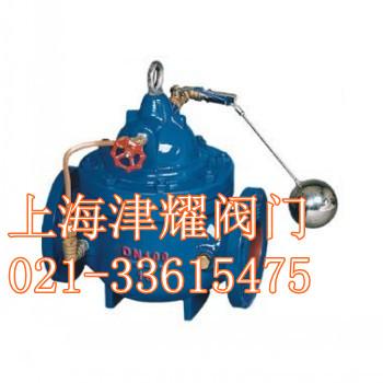 不锈钢遥控浮球阀100x-16p图片