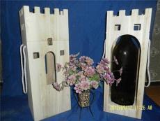 供应木制红酒包装盒 木制红酒盒价格