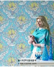 2012年壁紙流行趨勢受人矚目 壁紙品牌