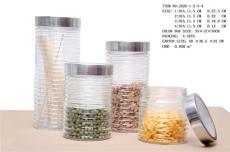 济南玻璃罐厂 玻璃罐批发价格 oreal