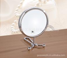 台式單面Y型底架美容化妝圓鏡子GY-TM8002