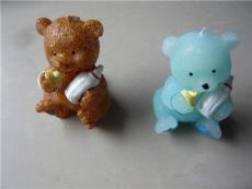 小熊仔蜡烛