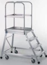 观澜登高车西乡登高梯-不锈钢登高车-工具柜