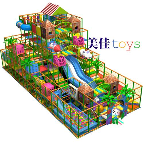 儿童室内淘气堡乐园