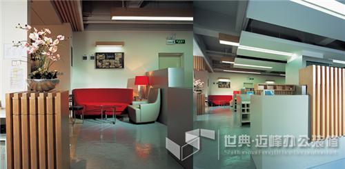 成都专业办公室装修公司,成都公装公司_世典迈峰设计_中科商务网