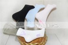竹春夏季女袜船袜
