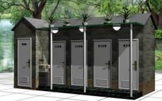 深圳移動環保廁所公廁 不需沖水和排污管