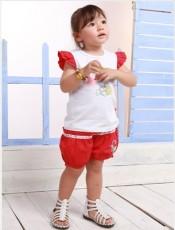 华恩小孩衣服加盟 采用新疆一级优质棉