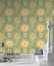 客廳裝飾壁紙要講究個性化墻紙品牌