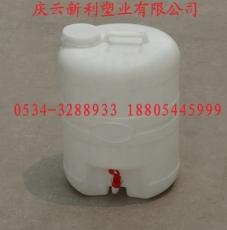 山東25L帶水龍頭塑料桶生產工廠